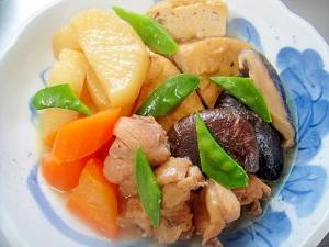 鶏肉入り・がんもどきと野菜の煮物 鶏肉入り・がんもどきと野菜の煮物 レシピ・作り方 by min