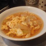 冬瓜卵スープ