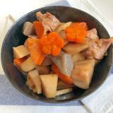 カット野菜で手軽に 煮物 ♪