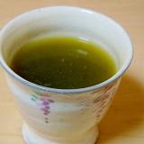 元気いっぱい!青汁健康緑茶!
