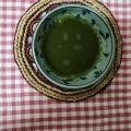 手鍋使用 手作り抹茶シロップ