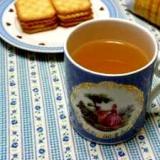 柑橘の香り♪ゆず茶入りのレモンバーベナ