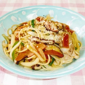 スタミナスパゲティー