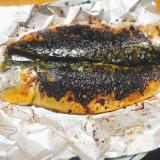 サバの味噌焼き