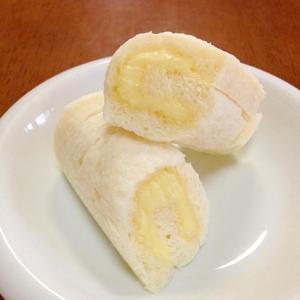 チーズラップロールサンド