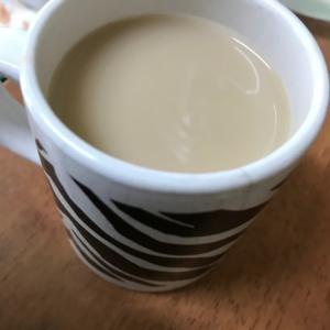 きな粉ホットミルク