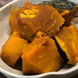 おふくろの味!かぼちゃの煮物
