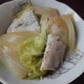 白菜の柔らか煮♪