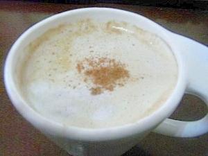 スパイスの香りでほっこり☆マサラコーヒー
