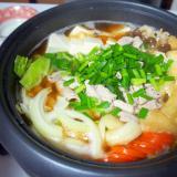 自家製しょうゆスープ☆もつ鍋