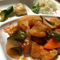 簡単☆フライパンひとつで炒める基本の酢豚