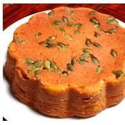 かぼちゃのバターケーキ!ハローパンプキン!