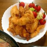 鶏むね肉のマヨネーズフライ
