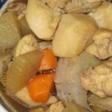 鶏肉と里芋☆蒟蒻とゴボウの煮物!