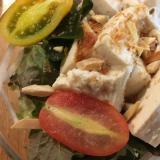 豆腐のエスニックサラダ