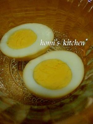 即席~簡単~お弁当の煮卵