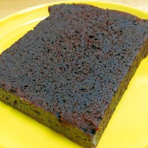 濃厚!パウンド型でつくる★チョコレートケーキ