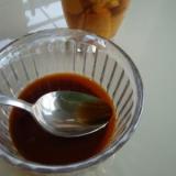 レンジで1分★手作りポン酢