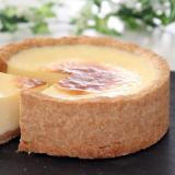 材料4つで簡単すぎるチーズケーキタルト