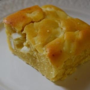 白チーズ入りコーンブレッド