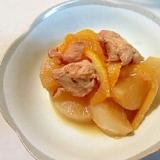 柚子が癖になります♪鶏と大根の煮物