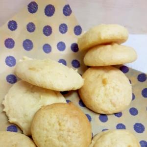 HMで!(^^)コンデンスクリームのクッキー♪