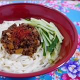【台湾料理】簡単ピリ辛★炸醤麺(ジャージャー麺)