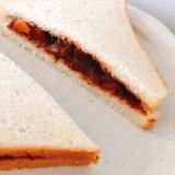 食パンでカレーパン