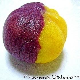 簡単☆紫芋とのコンビが可愛い♡スイートポテト♡