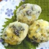 豆腐の揚げ団子