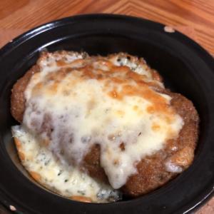 山芋のチーズ焼き