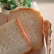 HBでプレーンな食パン★国産小麦向き★