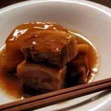 トロトロの角煮をお家で「豚の角煮」