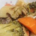 野菜たくさん♪鶏肉とれんこんの甘酢煮