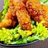 揚げ物でおいしく!「鶏むね肉」が主役の献立