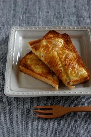 マヨ&Pチーズで♪香ばしトースト