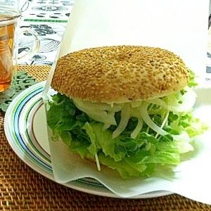 しゃきしゃきサラダサンド(低カロリー)