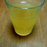 自家製炭酸飲料 酵母液