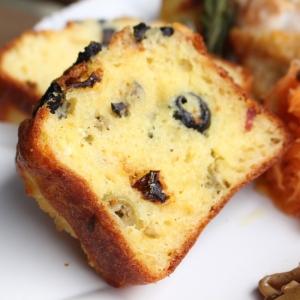 南仏風ケークサレ / Cake Salé