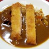 ミニ・カツカレー