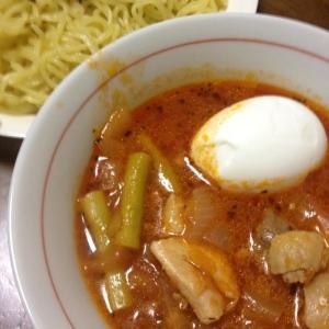 つけナポリタン風トマトつけ麺