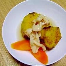 カツオ節で薄味♪ほっくりしっとり甘いさつま芋の旨煮