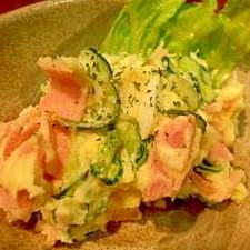 定番のポテトサラダ