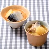 〔ひかり味噌公式〕冬瓜とサバ缶の味噌汁