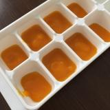 離乳食☆レンジとブレンダーでかぼちゃペースト