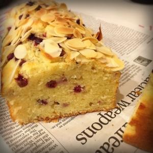 初夏の味♪ジューンベリーのふんわりパウンドケーキ