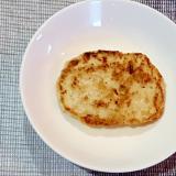 【離乳食完了期】豚挽き肉の豆腐ハンバーグ