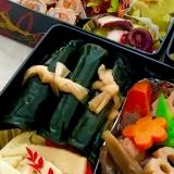 圧力鍋で♪寿司酢が隠し味トロトロ鮭昆布巻き♡