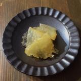 獅子柚子の砂糖煮