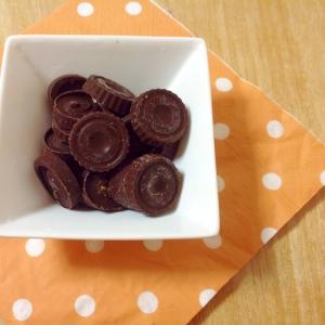 カカオマスで作る簡単♪チョコレート(o^^o)